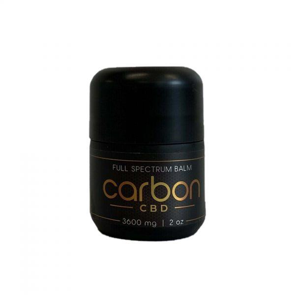 Carbon Cannabis CBD Balm