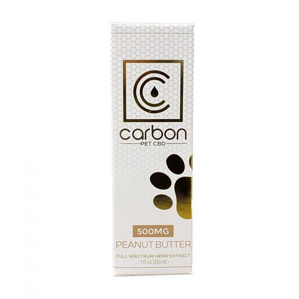 Carbon Cannabis Peanut Butter