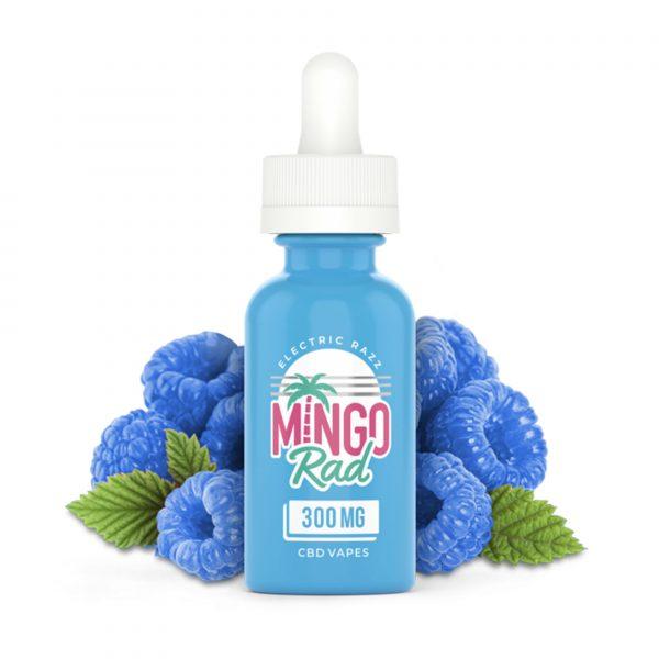 Mingo Rad Electric Razz Vape Juice