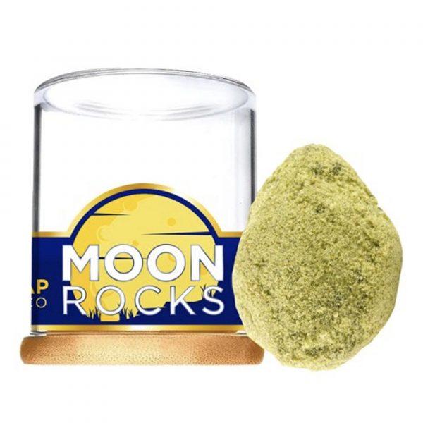Premium CBG + CBD Moonrocks