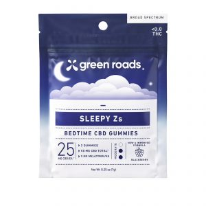 Green Roads Sleepy Zs 2 Count